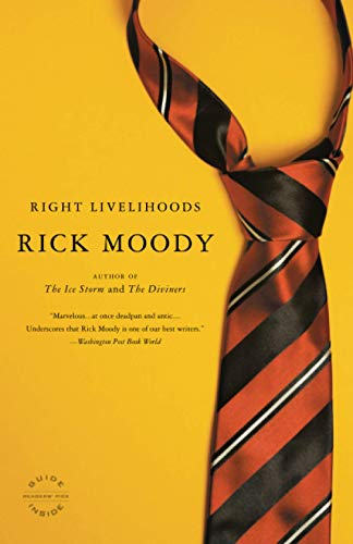9780316166355: Right Livelihoods: Three Novellas