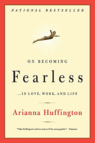9780316166829: On Becoming Fearless: A road map for women