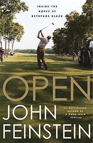 9780316170031: Open: Inside the US Open Golf Tournament