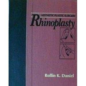 9780316172516: Aesthetic Plastic Surgery: Rhinoplasty