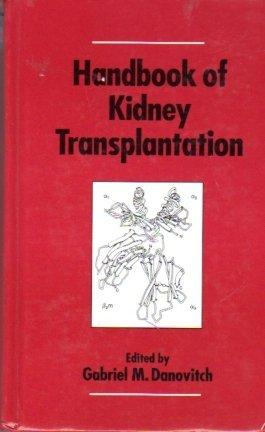 9780316172752: Handbook of Kidney Transplantation