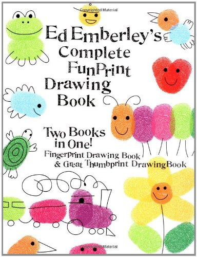 9780316174480: Ed Emberley's Complete Funprint Drawing Book