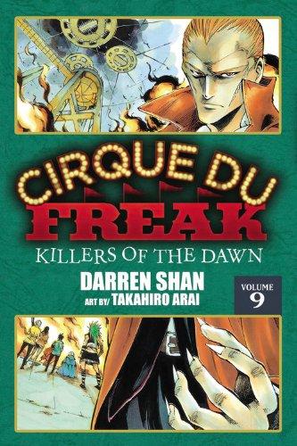 9780316176064: Cirque Du Freak: The Manga, Vol. 9: Killers of the Dawn