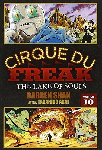 9780316176071: Cirque Du Freak 10: The Lake of Souls