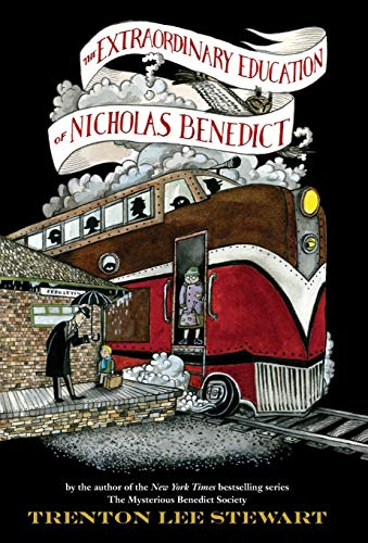 9780316176194: The Extraordinary Education of Nicholas Benedict (The Mysterious Benedict Society)