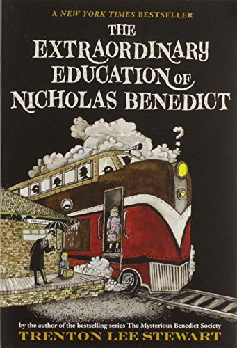 9780316176200: The Extraordinary Education of Nicholas Benedict (Mysterious Benedict Society)