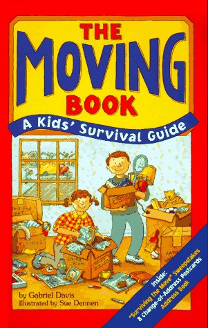 9780316176842: The Moving Book: A Kid's Survival Guide