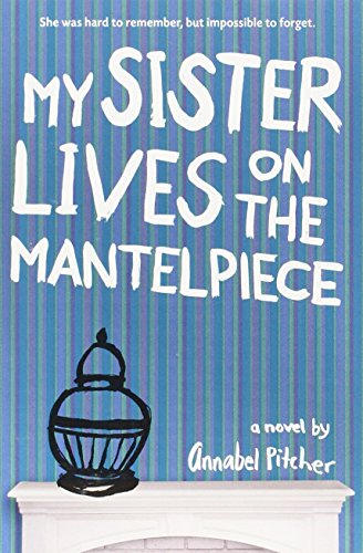 9780316176897: My Sister Lives on the Mantelpiece