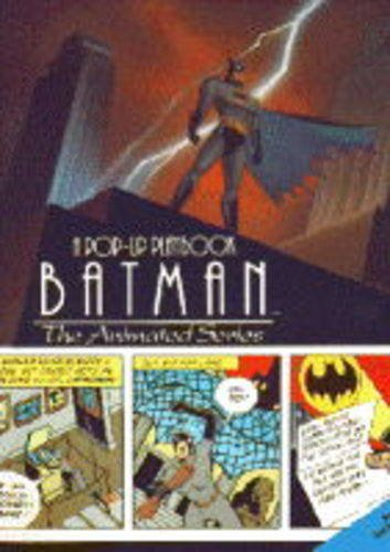 9780316177887: Batman: The Animated Series (A Pop-Up Playbook)