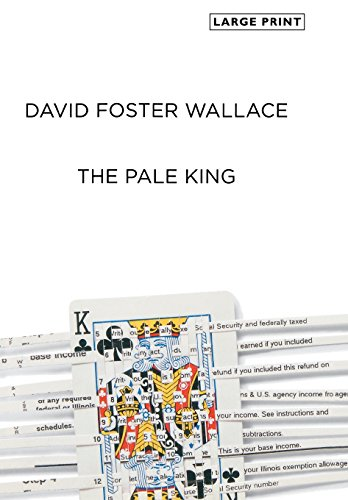 9780316177931: The Pale King (Large Type/Large Print)