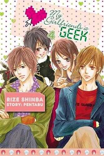 9780316178228: My Girlfriend's a Geek, Vol. 4 - manga