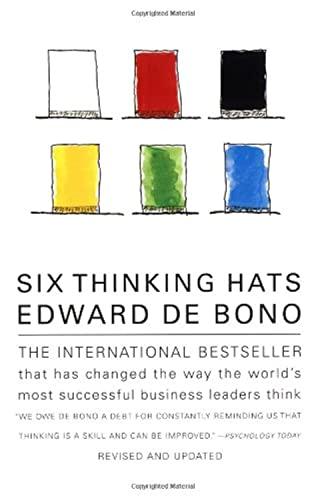 9780316178310: Six Thinking Hats