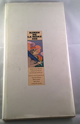 Rimes de la Mere Oie: Mother Goose Rhymes (French Edition): DeKay, Ormonde
