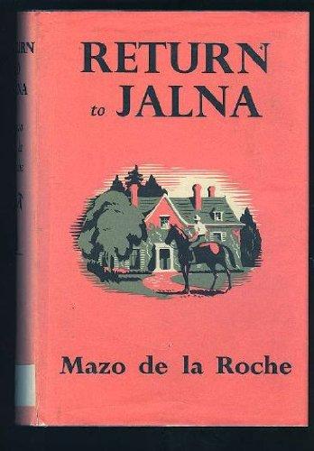 9780316180061: Return to Jalna