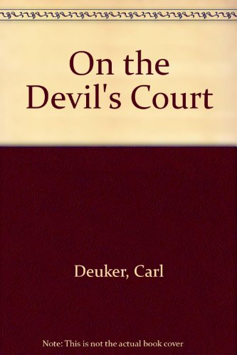 9780316181471: On the Devil's Court