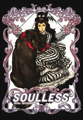 9780316182010: Soulless: The Manga, Vol. 1 (The Parasol Protectorate (Manga))