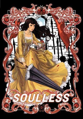 9780316182034: Soulless: The Manga, Vol. 3 (The Parasol Protectorate (Manga))