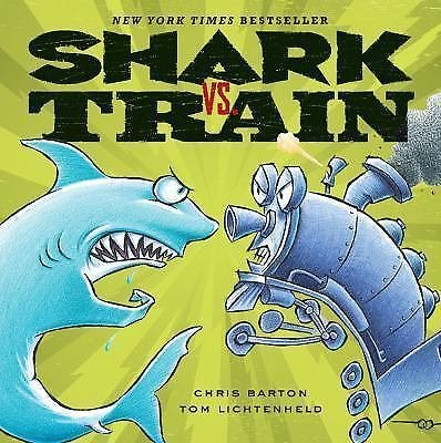 9780316182577: Shark Vs Train