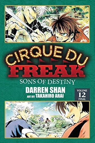 9780316182836: Cirque Du Freak: The Manga, Vol. 12: Sons of Destiny