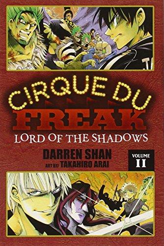 9780316182843: Cirque Du Freak: The Manga, Vol. 11: Lord of the Shadows