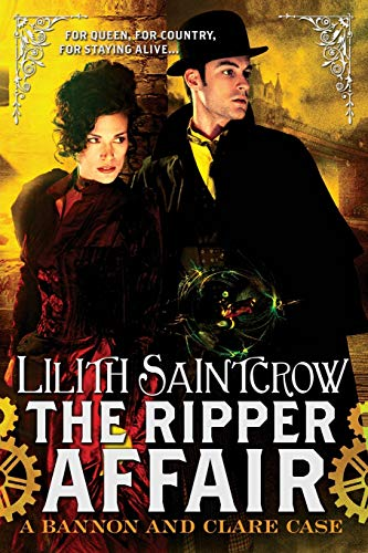 9780316183727: The Ripper Affair (Bannon and Clare)