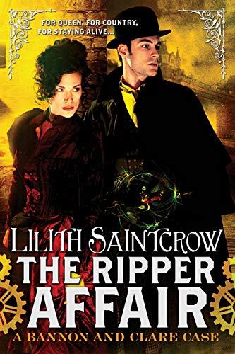 The Ripper Affair (Paperback or Softback)