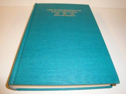 9780316183970: Fundamentals of Legal Drafting