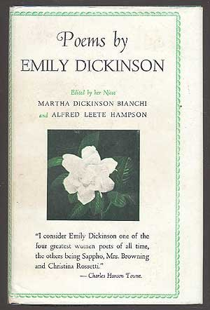 Poems by Emily Dickinson (9780316184175) by Emily Dickinson