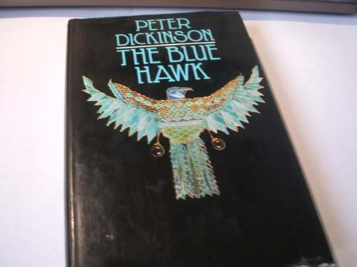 9780316184298: The Blue Hawk
