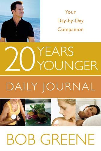 9780316185127: 20 Years Younger Daily Journal: Your Day-by-Day Companion