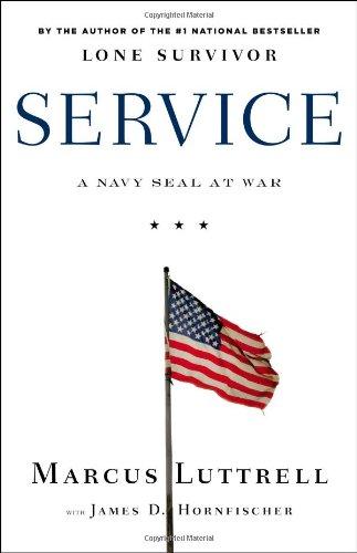 9780316185363: Service: A Navy Seal at War