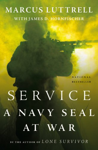 9780316185387: Service: A Navy SEAL at War