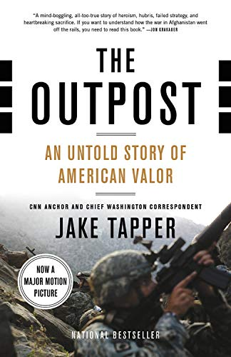 9780316185400: The Outpost: An Untold Story of American Valor