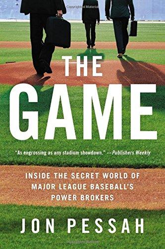 9780316185899: The Game: Inside the Secret World of Major League Baseball's Power Brokers