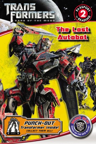 Transformers Dark of the Moon: The Lost Autobot