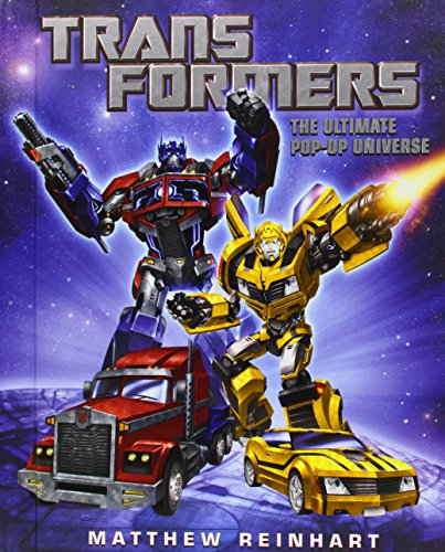 9780316186629: Transformers: The Ultimate Pop Up Universe
