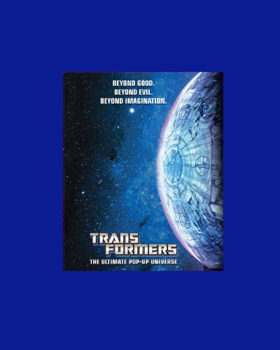 9780316186636: Transformers: The Ultimate Pop-Up Universe