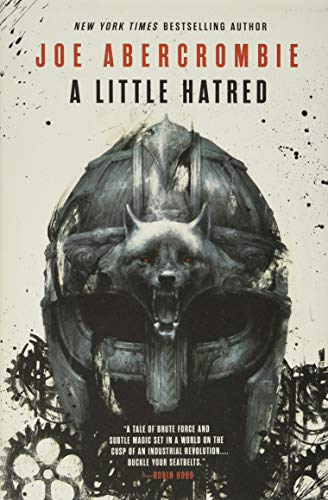 Book Cover: A Little Hatred