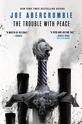 Book Cover: The Trouble With Peace