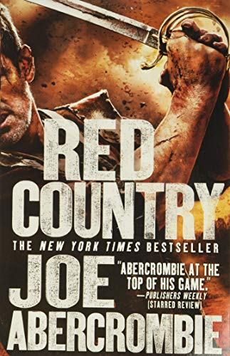 9780316187206: Red Country (First Law World)