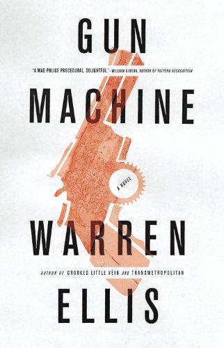 9780316187404: Gun Machine