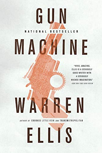 9780316187411: Gun Machine