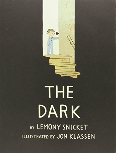 The Dark DOUBLE SIGNED: Snicket, Lemony