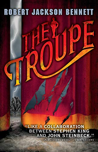 9780316187527: The Troupe