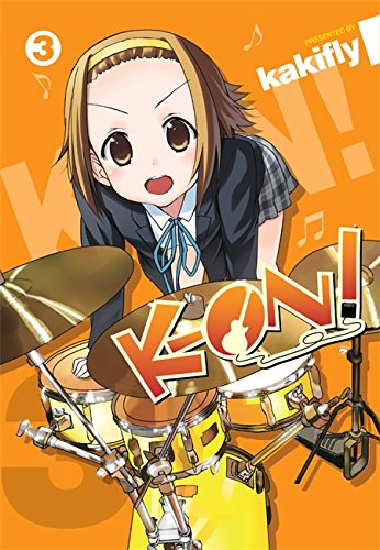 9780316187626: K-ON!, Vol. 3
