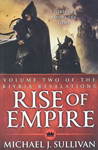 9780316187701: Rise of Empire, Vol. 2 (Riyria Revelations)