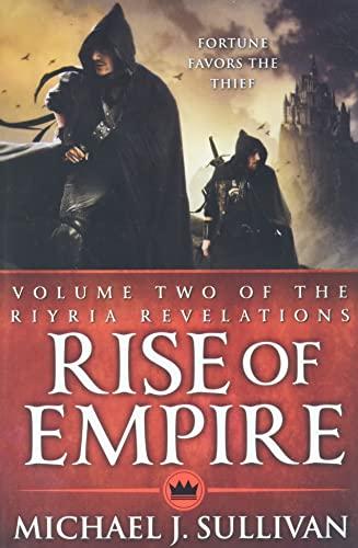 9780316187701: Rise of Empire, Vol. 2 (Riyria Revelations)