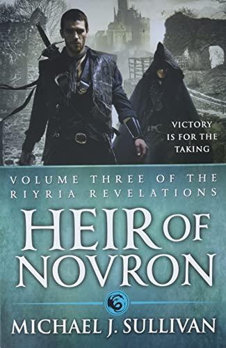 9780316187718: Heir of Novron, Vol. 3(Riyria Revelations)