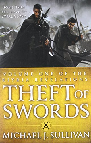 9780316187749: Theft of Swords, Vol. 1(Riyria Revelations)