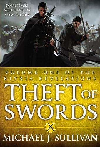 9780316187749: Theft of Swords (Riyria Revelations)